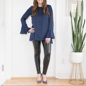 Max Studio Bell Sleeve Blouse